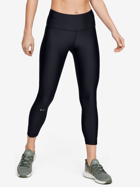 Under Armour HeatGear® Armour High-Rise Ankle Crop Colanți