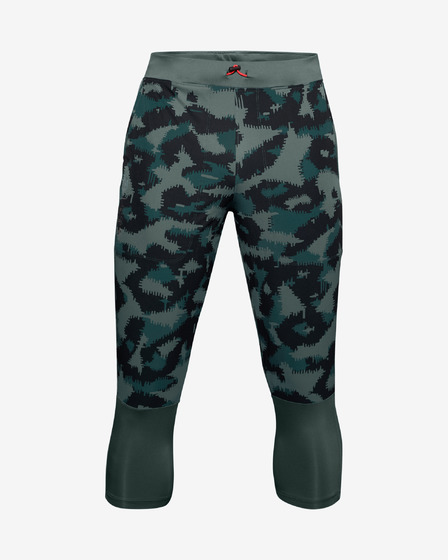 Under Armour Run Anywhere Printed 3/4 Pantaloni