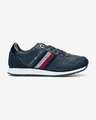Tommy Hilfiger Tommy Leather Low Runner Teniși
