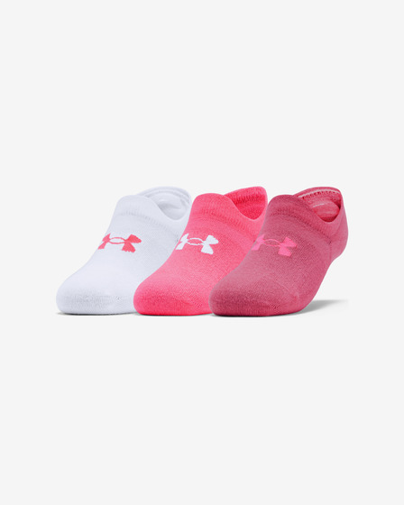 Under Armour Ultra Lo Set de 3 perechi de șosete