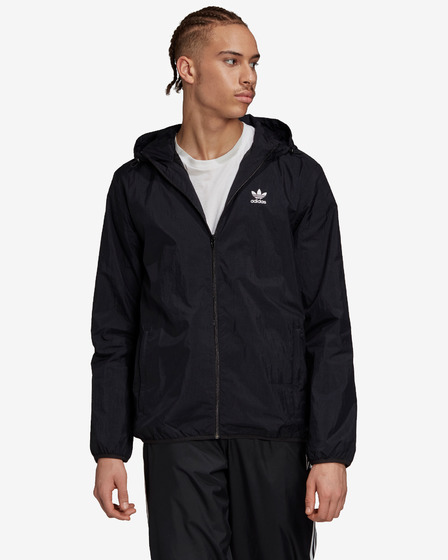 adidas Originals Trefoil Essentials Windbreaker Jachetă