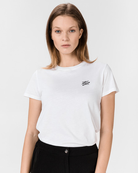 Karl Lagerfeld KL Signature Tricou