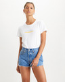Levi's® The Perfect Logo Rainbow Tricou