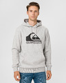 Quiksilver Square Me Up Screen Fleece Hanorac