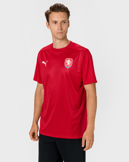 Puma Česká Republika Football Culture Tricou