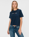 Tommy Jeans Moder Linear Logo Tricou