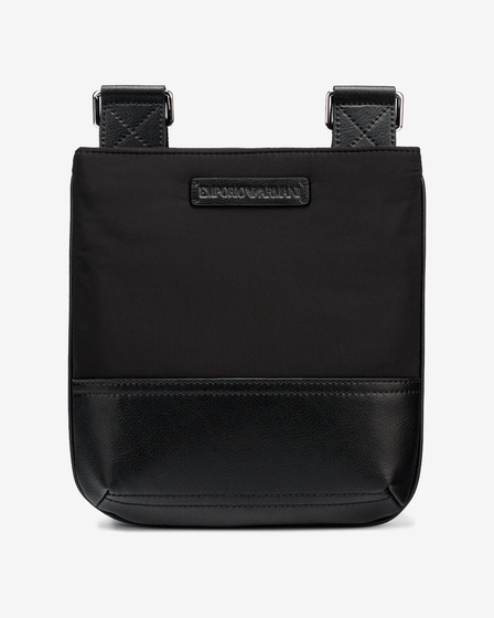 Emporio Armani Flat Messenger Cross body