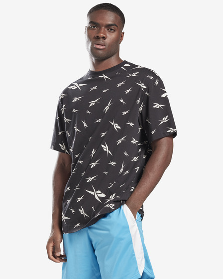 Reebok Training Essentials AOP Vector Tricou
