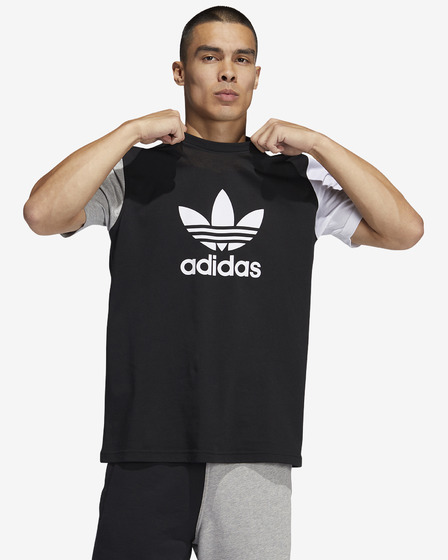 adidas Originals Blocked Trefoil Tricou