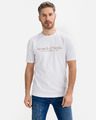 Scotch & Soda Logo Artwork Tricou