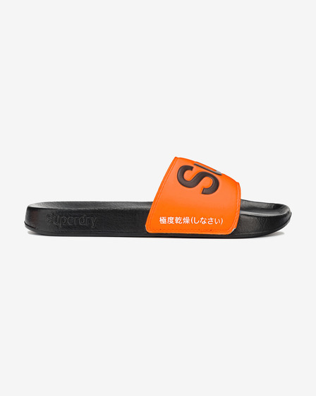 SuperDry Classic Pool Slide Papuci