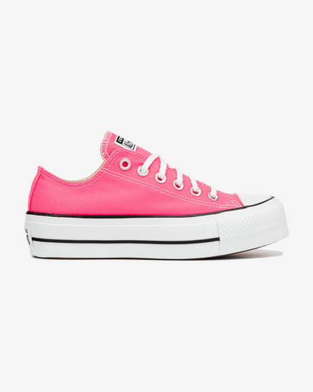 Converse Color Platform Chuck Taylor All Star Teniși