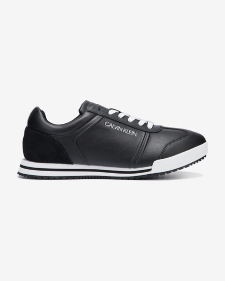 Calvin Klein Low Profile Lace up Teniși