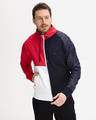 Tommy Hilfiger Mix Media Colorblock Hanorac