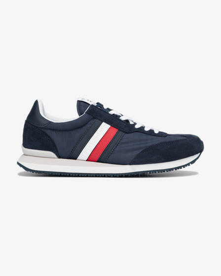 Tommy Hilfiger Low Mix Runner Stripes Teniși
