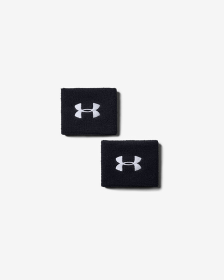 Under Armour Performance Banda de mână, 2 bucăți